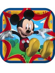 16ct Mickey Mouse Fun and Friends Large Napkins
