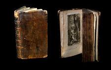 [THEOLOGIE BIBLE PSAUTIER] Davidis suspiria - Les Soupirs de David. 1693.