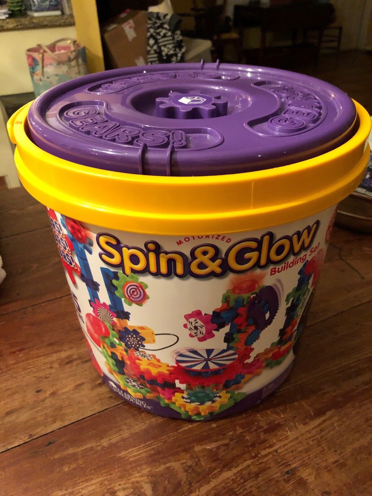 Gears Gears Gears Spin Spin Spin n Glow Learning Resources Motorized Play Set 105 of 115 6ebf8f