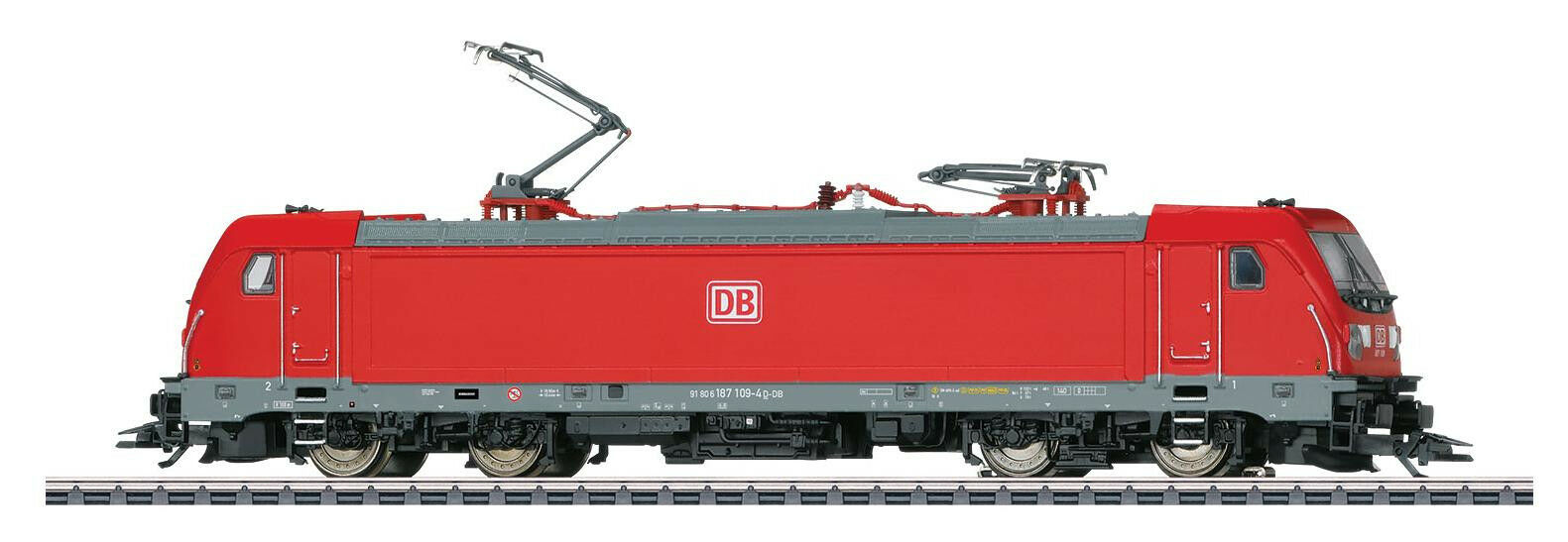 Märklin 36630 E-Lok BR 187.1 DB AG