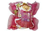 Pinkalicious (book) 2-pack Decorative Throw Pillow Shimmer Applique Ruffle Trim