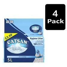 Catsan Hygiene Cat Litter 4 x 5L Packs (20L)