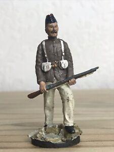 FRANKLIN MINT MARINE ROYAL LIGHT INFANTRY 1900 SOLDIER MILITARY