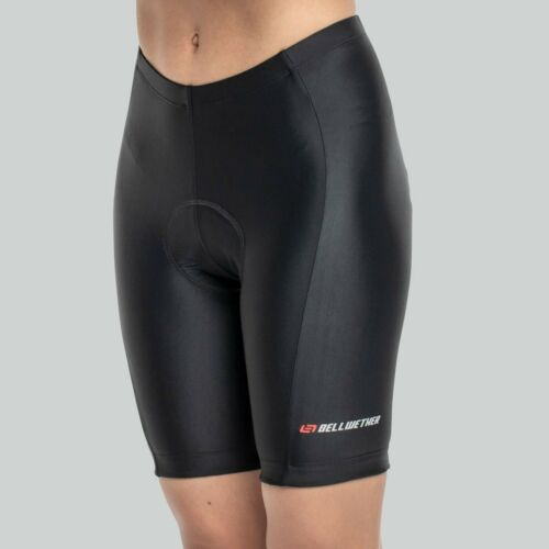 Large Black Bellwether O2 Women/'s Cycling Shorts: MTB or Road NEW