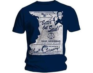 Licencia-Oficial-Breaking-Bad-mejor-llama-a-Saul-Camiseta-Walter-Jesse-Cristal