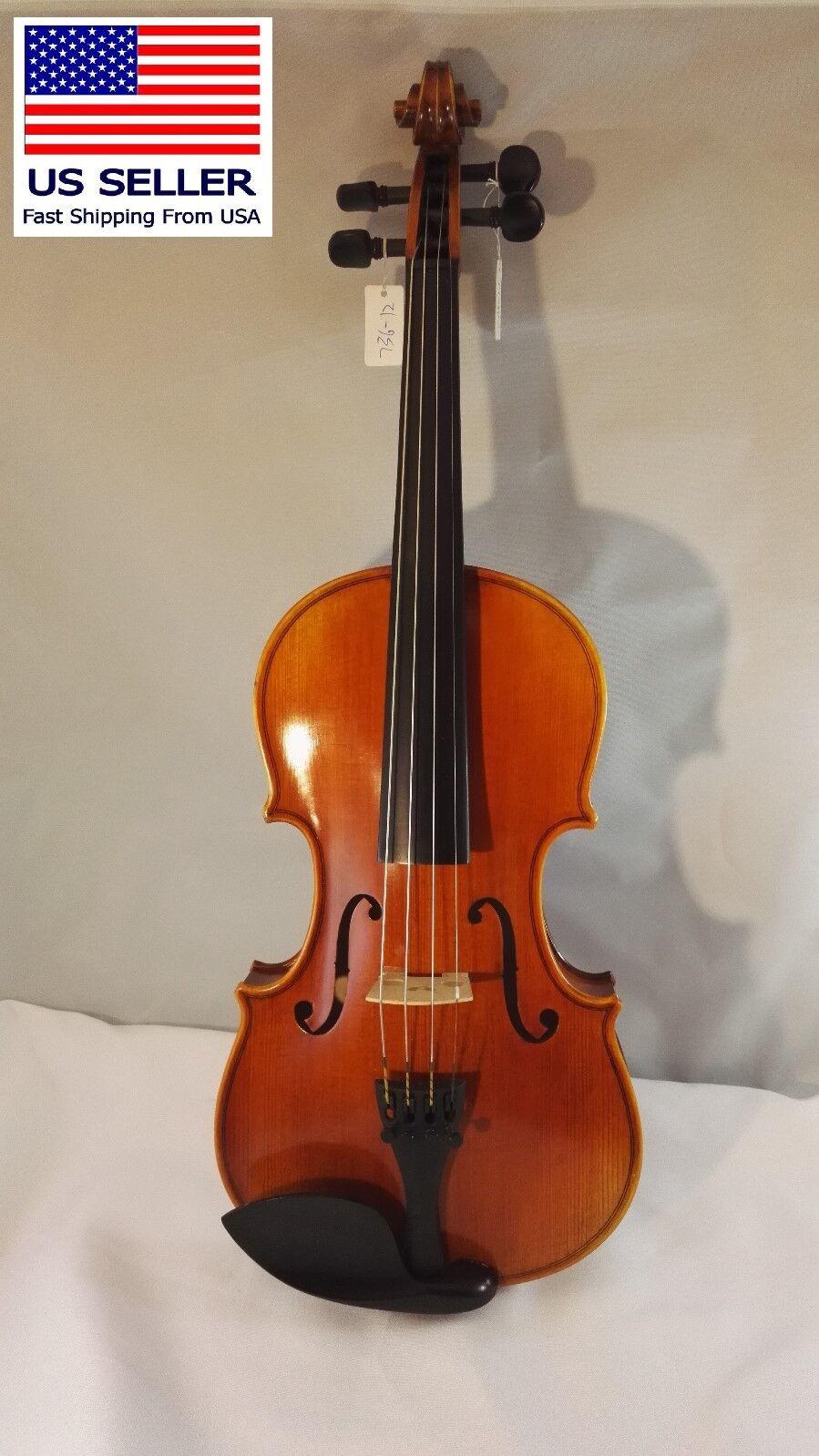 Traditional Handmade Violin AA 1 4