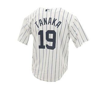 New-York-Yankees-MLB-Majestic-Cool-Base-Youth-Kids-Size-Masahiro-Tanaka-Jersey