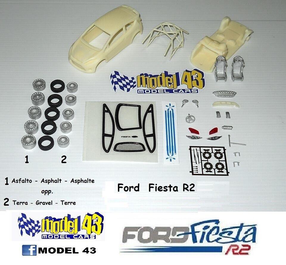 Ford Fiesta R2  -   KIT MONTAGGIO -