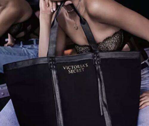 De Victoria's À Noire Secret Main Plage Fourre tout Neuf Frange Sac znaCxqwPa4
