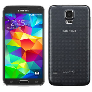 Samsung-Galaxy-S5-SM-G900T-16GB-Black-T-Mobile-Android-Unlocked-Smartphone