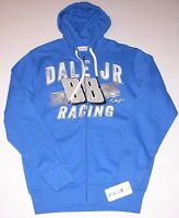 Dale Earnhardt Jr 88 Full-zip Hoodie Nascar Adult Sizes W/tag