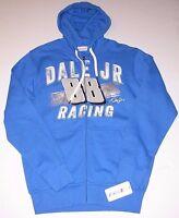 Dale Earnhardt Jr 88 Full-zip Hoodie Nascar Adult Sizes W/tag