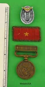 Original-WWII-Japanese-Army-Medal-Private-Rank-Army-Pin-WW2