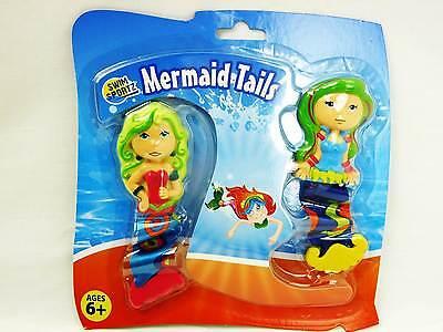 Swim Sportz Mermaid Tails Dive Stick Toys- Swimming Pool Game