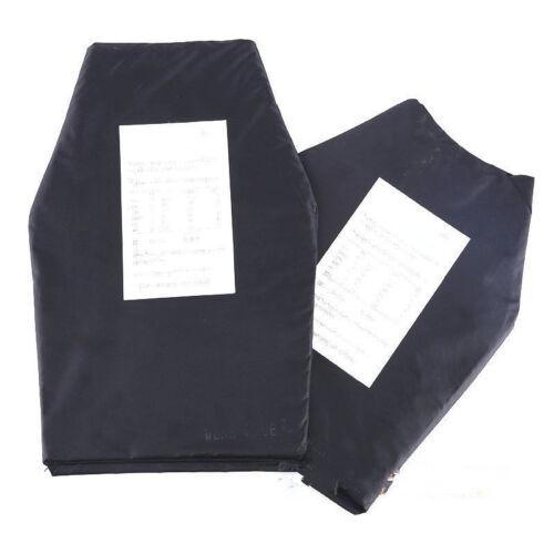 Bulletproof T-shirt Vest Ultra Thin Undershirt Covert Body Armor NIJ IIIA