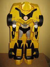 Mega Large Transformer Huge Bumblebee Autobot 2014 Sounds Lights Transformers