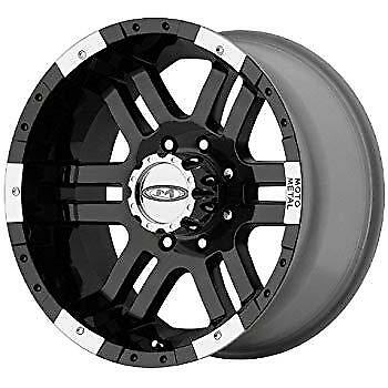 Moto Metal, MO951,16 inch , 16x8  Alloy Mag Wheel Rim