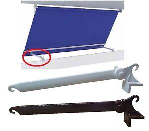 Braccetti Tende Da Sole.Coppia Di Braccetti In Alluminio Pressofuso Per Tende Da Sole