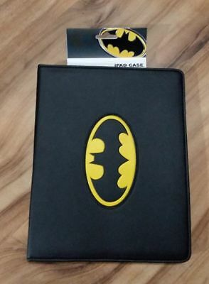 "Batman Ipad Tablet Laptop Case Cover Custodia Logo 9.7"" Official Merchandise"