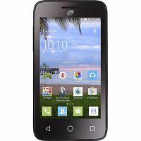New Straight Talk Alcatel STALA462CPWP OneTouch Pixi Eclipse Prepaid Smartphone