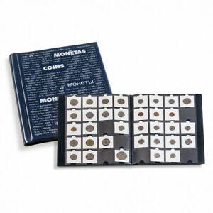Album-pour-ranger-200-Pieces-de-Monnaie-de-Collection-20-Etuis-Carton-GRATUITS