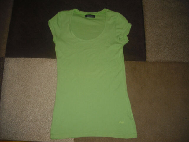 Grünes T-Shirt Gr. 32/34 v. FlashLights