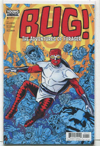 Bug-The-Adventures-Of-Forger-1-NM-DC-Comics-CBX19