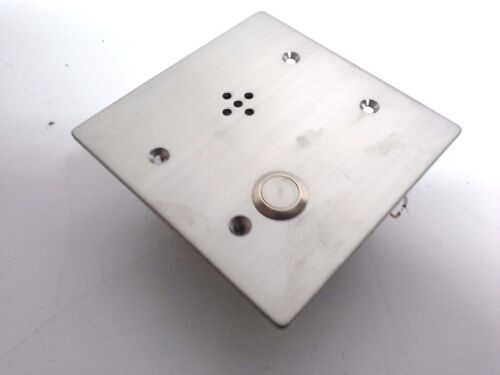 New RS-160 TOA Stainless Intercom System RS160 Substation