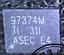 1 PCS New CSD97374Q4M 97374M VSON-8  ic chip