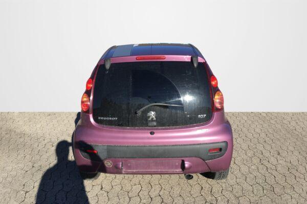 Peugeot 107 1,0 Sportium - billede 3