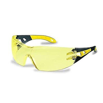 5 x Uvex PHEOS Sport Style Safety Glasses//Spectacles SMOKE Lens