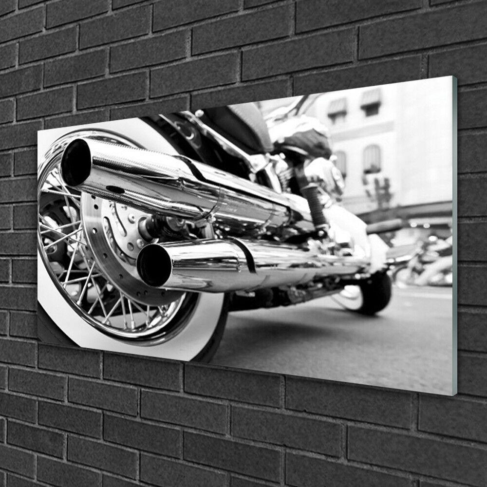 Image sur verre Tableau Impression 100x50 Art Motor