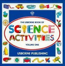 Usborne Books Science Activities: Science Activities Vol. 1   Hardcover,