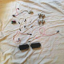 EMG 81/85 Active Pickups ZaKK Wylde Set CABLES INCLUDED
