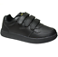 NEW BOYS BLACK WEDDING PARTY SHOES BOOTS CASUAL SCHOOL TRAINERS SMART SHOES SIZE