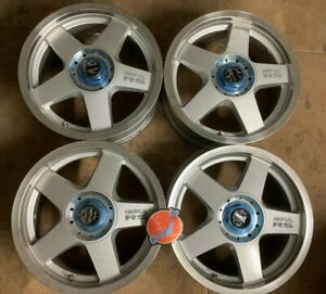 Rare Original Impul RS Wheels 15x4H