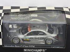 Minichamps Mercedes Benz C Class DTM 2005 Alesi  REF: 053504