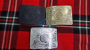 Tc Homme Highland Kilt Boucle De Ceinture Celtic Knot/kilt Boucle De Ceinture Divers Design-afficher Le Titre D'origine