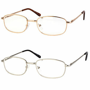 nearsighted reading metal glasses for distance myopia