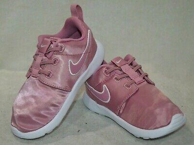 Elemental Pink Toddler Girl/'s Shoes TDV Sizes 5//6//7//8//10 NWB Nike Roshe One