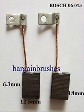 Bosch Carbon Brushes 11206 11208 11209 11214 11214EVS 11214VS 11231EVS drill D27