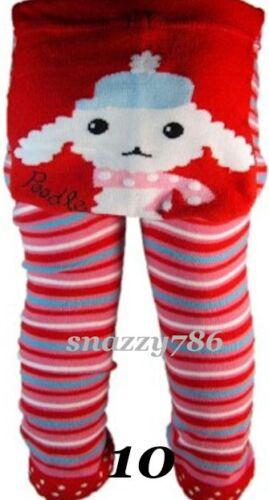 Bébé garçons//filles disney cartoon mélange coton stretch legging pantalon pantalon 6-24 mois