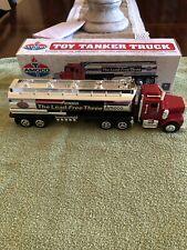 BP OIL Truck AVIATION TANKER Amoco 1996 MIB 1//32 NEW