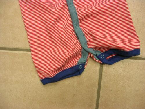 Verano-mamelucos//overall//pijama nuevo! rojo o verde de Petit Bateau.