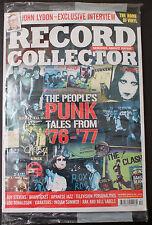 RECORD COLLECTOR Dec 2016 #460 PUNK/John Lydon/PIL/Brainticket/Japanese Jazz