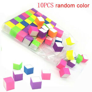 10PC-Colorful-Sanding-Sponge-Nail-Buffers-Files-Grinding-Polishing-Nail-Art-dp-039