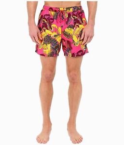25dbf3fbd BOSS HUGO BOSS Piranha Floral Print MEN'S SWIM SHORT Trunks Quick ...