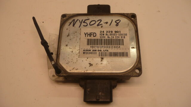 2003-2004 Saturn Ion tcm transmission computer 24 229 901