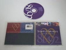 Simple Minds/GLITTERING Prize 81-92 (Virgin smtvd +0777 7 86486 2 8) CD Album