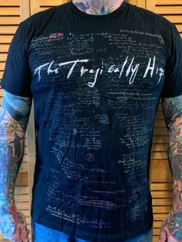 THE TRAGICALLY HIP (THC) BandSshirt Unisex T Shirt
